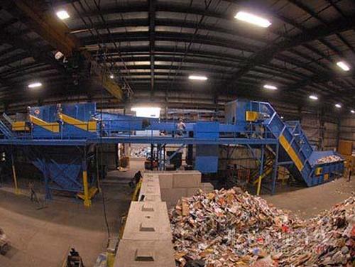 工业垃圾清理